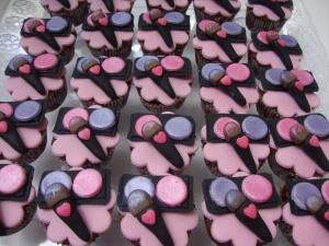 Cupcake Mary Kay