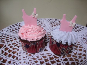 Cupcake ballet