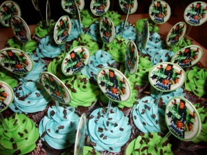 Cupcake Max Steel