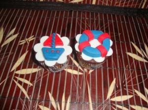 Cupcake Marinheiro 00