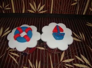 Cupcake Marinheiro 06
