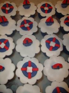 Cupcake Marinheiro 11
