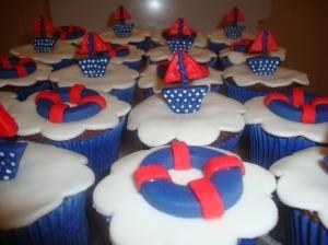 Cupcake Marinheiro 16